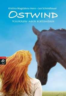 Lea Schmidbauer: Ostwind - Rückkehr nach Kaltenbach, Buch