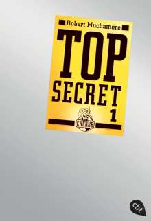 Robert Muchamore: Top Secret 01. Der Agent, Buch