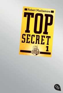Robert Muchamore: Top Secret 01. Der Agent, Buch
