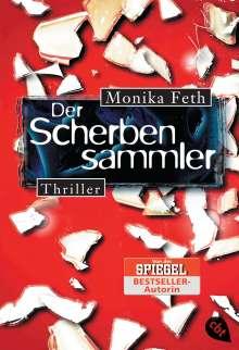 Monika Feth: Der Scherbensammler, Buch