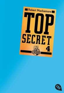 Robert Muchamore: Top Secret 04. Der Auftrag, Buch