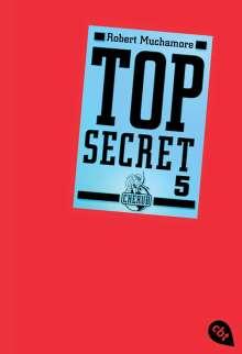 Robert Muchamore: Top Secret 05. Die Sekte, Buch