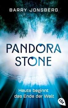 Barry Jonsberg: Pandora Stone - Heute beginnt das Ende der Welt, Buch