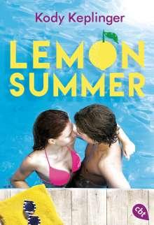 Kody Keplinger: Lemon Summer, Buch