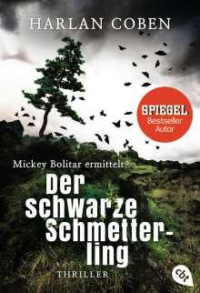 Harlan Coben: Mickey Bolitar ermittelt - Der schwarze Schmetterling, Buch