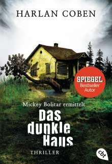 Harlan Coben: Mickey Bolitar ermittelt - Das dunkle Haus, Buch