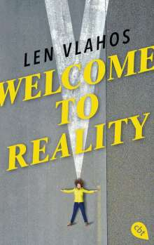 Len Vlahos: Welcome to Reality, Buch