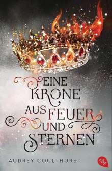 Audrey Coulthurst: Eine Krone aus Feuer und Sternen, Buch