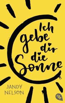 Jandy Nelson: Ich gebe dir die Sonne, Buch