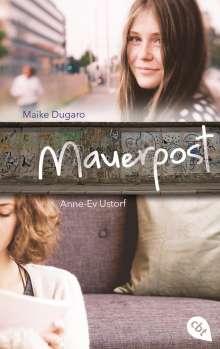 Maike Dugaro: Mauerpost, Buch