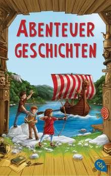Dirk Ahner: Welttagsedition 2019 - Abenteuergeschichten, Buch
