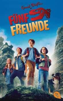Enid Blyton: Fünf Freunde - Das Buch zum Film, Buch