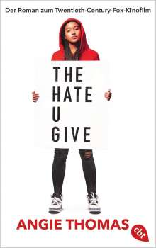Angie Thomas: The Hate U Give, Buch