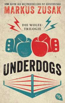 Markus Zusak: Underdogs, Buch