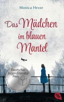 Monica Hesse: Das Mädchen im blauen Mantel, Buch