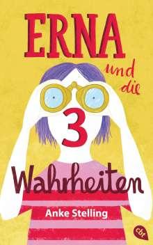Anke Stelling: Erna und die drei Wahrheiten, Buch
