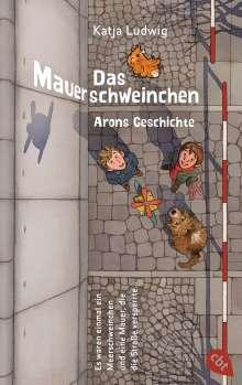Katja Ludwig: Das Mauerschweinchen, Buch