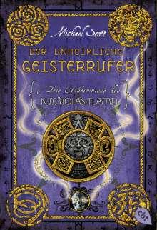 Michael Scott: Die Geheimnisse des Nicholas Flamel 04 - Der unheimliche Geisterrufer, Buch