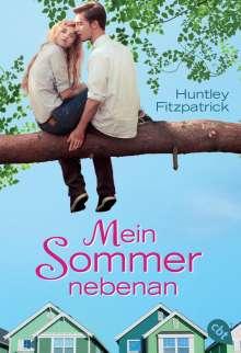 Huntley Fitzpatrick: Mein Sommer nebenan, Buch