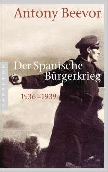 Antony Beevor: Der Spanische Bürgerkrieg, Buch