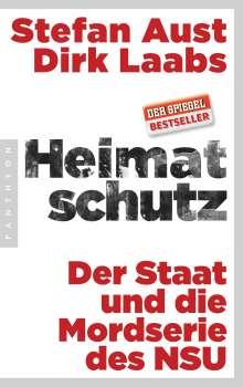 Stefan Aust: Heimatschutz, Buch