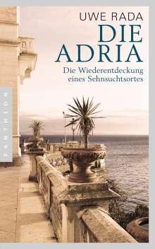 Uwe Rada: Die Adria, Buch