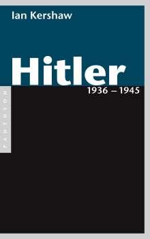 Ian Kershaw: Hitler 1936 - 1945, Buch