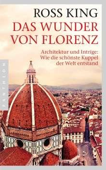 Ross King: Das Wunder von Florenz, Buch