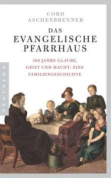 Cord Aschenbrenner: Das evangelische Pfarrhaus, Buch