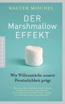Walter Mischel: Der Marshmallow-Effekt, Buch