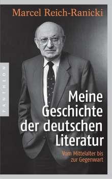 Marcel Reich-Ranicki: Meine Geschichte der deutschen Literatur, Buch