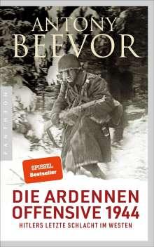 Antony Beevor: Die Ardennen-Offensive 1944, Buch