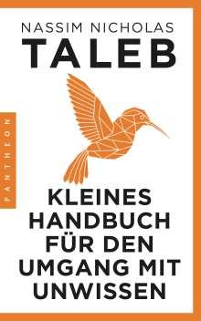 Nassim Nicholas Taleb: Kleines Handbuch für den Umgang mit Unwissen, Buch