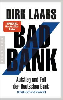 Dirk Laabs: Bad Bank, Buch