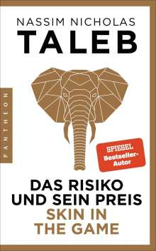 Nassim Nicholas Taleb: Das Risiko und sein Preis - Skin in the Game, Buch