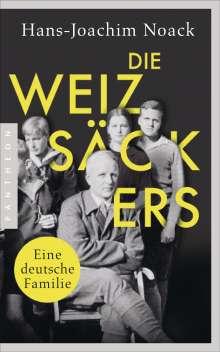 Hans-Joachim Noack: Die Weizsäckers. Eine deutsche Familie, Buch