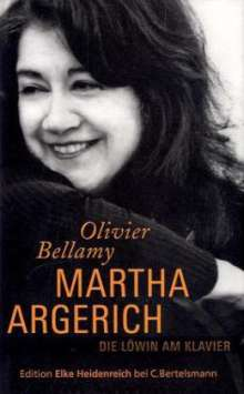 Olivier Bellamy: Martha Argerich, Buch