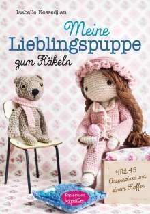 Isabelle Kessedjian: Meine Lieblingspuppe zum Häkeln, Buch