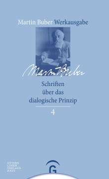 Martin Buber: Schriften über das dialogische Prinzip, Buch