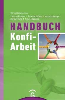 Handbuch Konfi-Arbeit, Buch