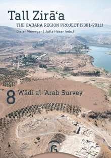 Wadi al-`Arab Survey, Buch