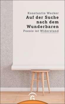 Konstantin Wecker: Auf der Suche nach dem Wunderbaren, Buch