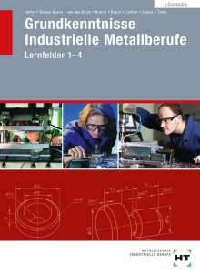 Reiner Haffer: Grundkenntnisse Industrielle Metallberufe. Lösungen, Buch