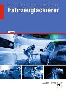 Gerd Lausen: eBook inside: Buch und eBook Fahrzeuglackierer, Buch