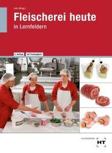 Stefan Sprenger: Fleischerei heute, Buch