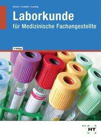 Andrea Hinsch: Laborkunde, Buch