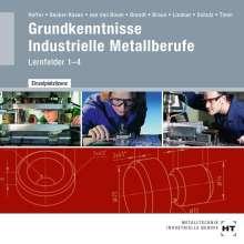 Angelika Becker-Kavan: Grundkenntnisse Industrielle Metallberufe, CD-ROM
