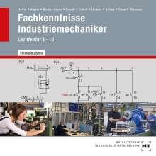 Reiner Haffer: Fachkenntnisse Industriemechaniker, CD-ROM