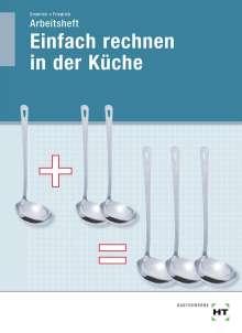 Maritta Emmrich: Einfach Rechnen in der Küche, Buch