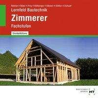 Balder Batran: Lernfeld Bautechnik Zimmerer, CD-ROM